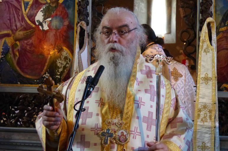Ο Μητροπολίτης Καστορίας στον Ι. Ναό των Αγίων Αποστόλων Ντολτσό (ΦΩΤΟ)