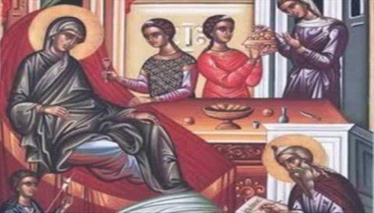 Τρία θαυμαστά γεγονότα που συνοδεύουν το γενέθλιο του Αγ. Ιωάννη του Προδρόμου