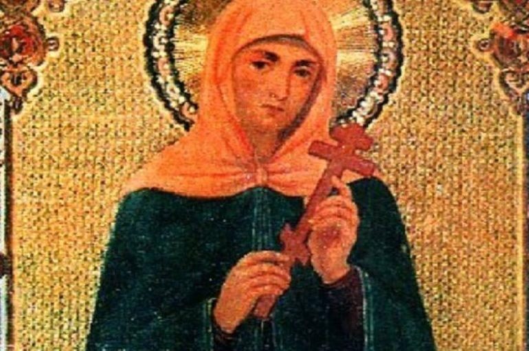 Αγία Αγριππίνα: Εορτάζει σήμερα 23 Ιουνίου