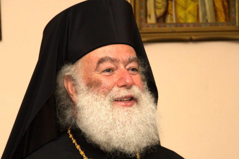Ο Πατριάρχης Αλεξανδρείας μιλά για την Αγία και Μεγάλη Σύνοδο
