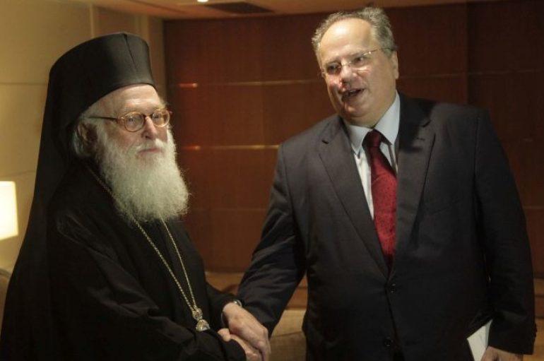 """Αλβανίας Αναστάσιος: """"Η Ορθοδοξία είναι αποστολή, όχι φύλακας-μουσείο"""""""