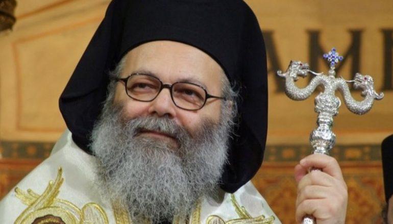 Αναβολή ζητά το Πατριαρχείο Αντιοχείας για τη Μεγάλη Σύνοδο