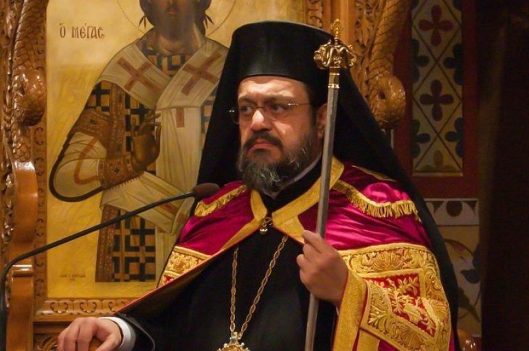 """Μητροπολίτης Μεσσηνίας: """"Παιχνίδια εξουσίας κατά του Οικ. Πατριαρχείου και της Πανορθοδόξου"""""""