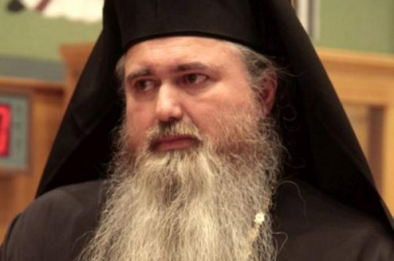 Ο Μητροπολίτης Καλαμαριάς στο Πατριαρχείο Ιεροσολύμων (ΦΩΤΟ)