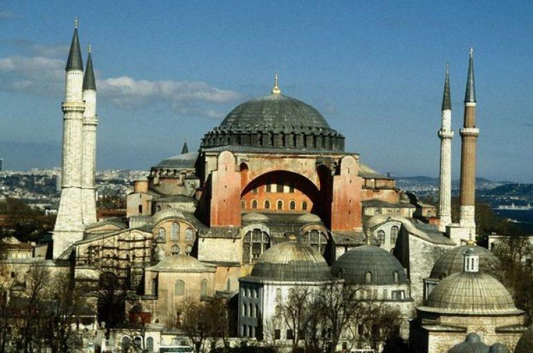 Το Στέιτ Ντιπάρτμεντ προς την Τουρκία: «Σεβαστείτε την Αγιά Σοφιά» (ΒΙΝΤΕΟ)