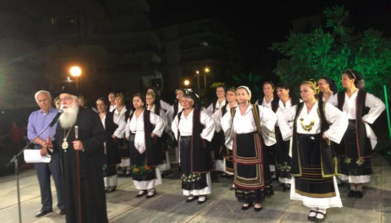 Με ελληνικούς παραδοσιακούς ήχους συνεχίστηκε η «Ναυτική Εβδομάδα στο Βόλο 2016» (ΦΩΤΟ)