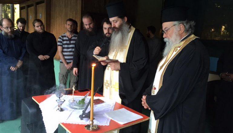 Έναρξη των θερινών Κατασκηνώσεων της Αρχιεπισκοπής (ΦΩΤΟ)