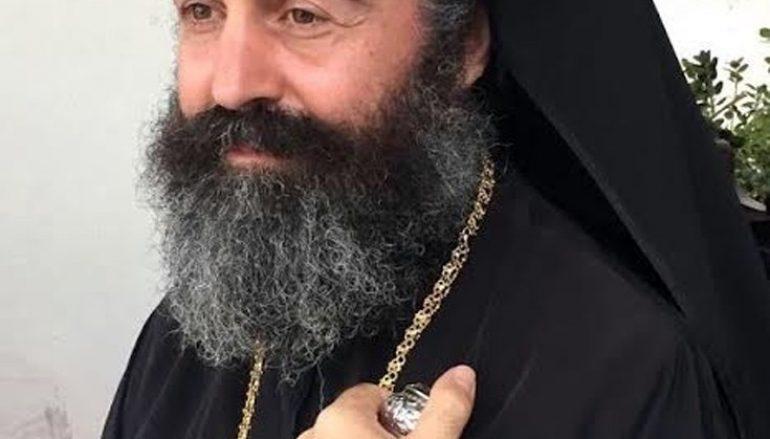 Χριστουπόλεως Μακάριος για επικριτές της Μ. Συνόδου: «Έχουν κουράσει κι έχουν ξεφύγει»