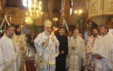 Η Εορτή του Αγίου Πνεύματος στην Ι.Μ. Κερκύρας (ΦΩΤΟ)