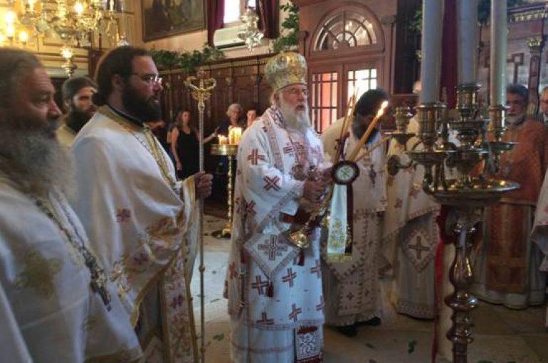 Η εορτή του Αγίου Γαϊου στους Παξούς (ΦΩΤΟ)