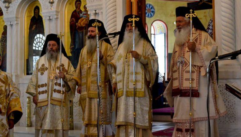 Ετήσιο Μνημόσυνο του μακαριστού Μητροπολίτη Κεφαλληνίας Γερασίμου (ΦΩΤΟ – ΒΙΝΤΕΟ)