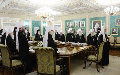 Συνεδριάζει τη Δευτέρα η Σύνοδος της Ρωσικής Εκκλησίας για τη Μεγάλη Σύνοδο