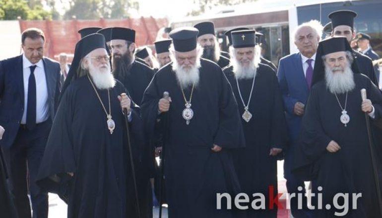 Ακόμη 4 Προκαθήμενοι στην Κρήτη (ΦΩΤΟ)