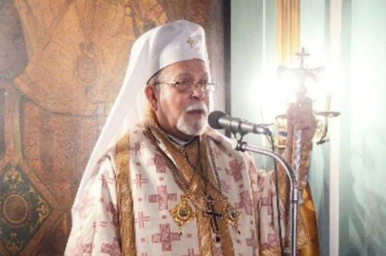 Μητροπολίτης Εσθονίας: «Αίρεση ο εθνοφυλετισμός – Η Ορθοδοξία είναι Οικουμενική»