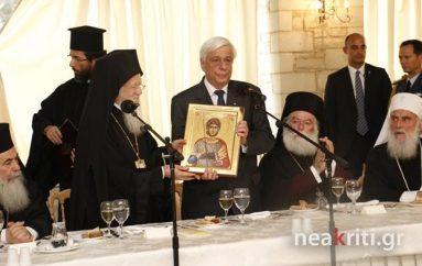 """Παυλόπουλος: """"Η ενότητα της Εκκλησίας προϋπόθεση για την αποστολή της"""""""