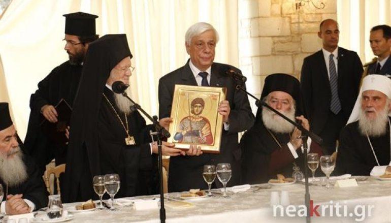 Παυλόπουλος: «Η ενότητα της Εκκλησίας προϋπόθεση για την αποστολή της»