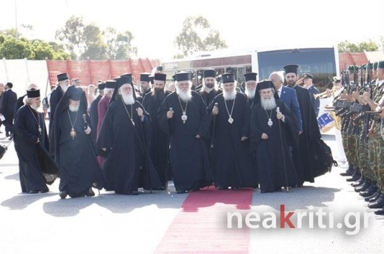 Σε κλίμα ενότητας αλλά χωρίς την Εκκλησία της Μόσχας η Αγία Σύνοδος
