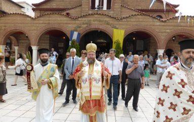 Tην μνήμη των εν Αδριανουπόλει Αγίων τίμησε η πόλη της Νέας Ορεστιάδος (ΦΩΤΟ)