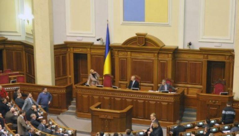 Η ουκρανική Βουλή ζητά Αυτοκεφαλία από το Φανάρι