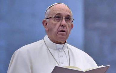 Ο Πάπας χαιρετίζει την έναρξη της Αγίας και Μεγάλης Συνόδου στην Κρήτη μέσω Twitter