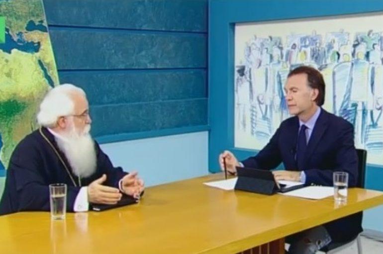 Ο Μητροπολίτης Δημητριάδος για την Αγία Σύνοδο και μια σημαντική είδηση (ΒΙΝΤΕΟ)