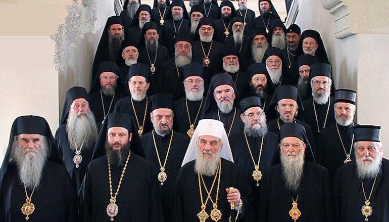 Θέτει όρους για να μην αποχωρήσει το Πατριαρχείο Σερβίας (ΦΩΤΟ)