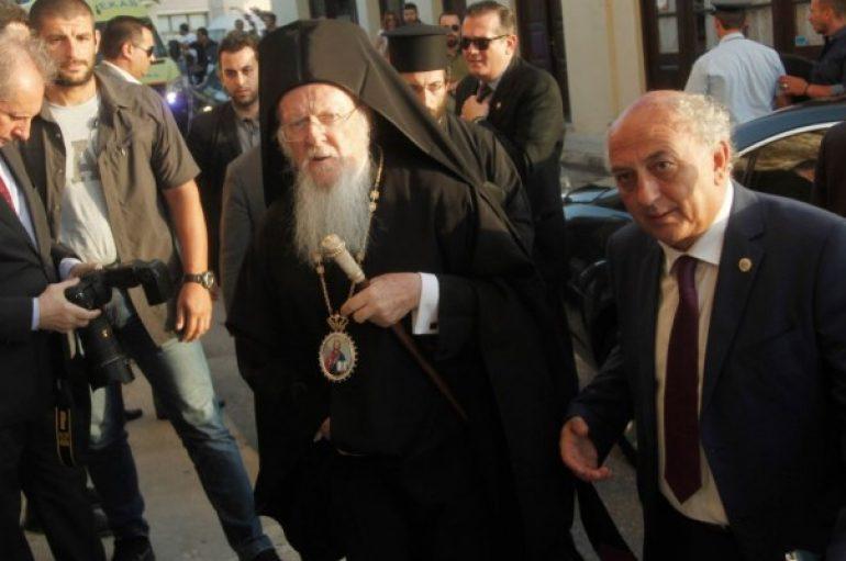 Επίτιμος δημότης Κισάμου ανακηρύχθηκε ο Οικ. Πατριάρχης Βαρθολομαίος