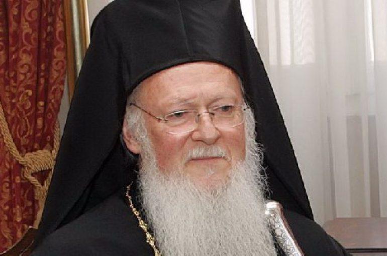 Κοντά στους Κυπρίους βρίσκεται νοερά ο Οικ. Πατριάρχης