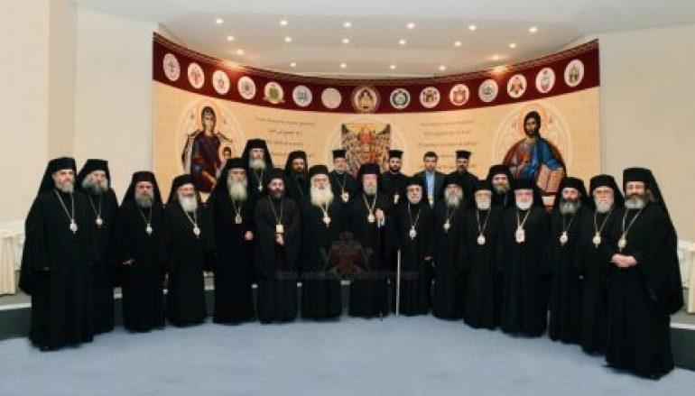 Μήνυμα της Ιεράς Συνόδου προς το πλήρωμα της Εκκλησίας της Κύπρου
