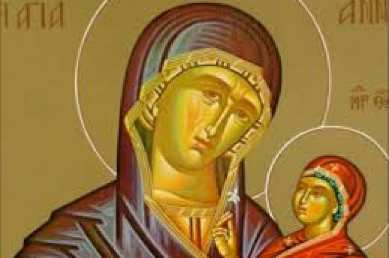 Η Κοίμηση της Αγίας Άννης και ο πόνος των Θεοπατόρων