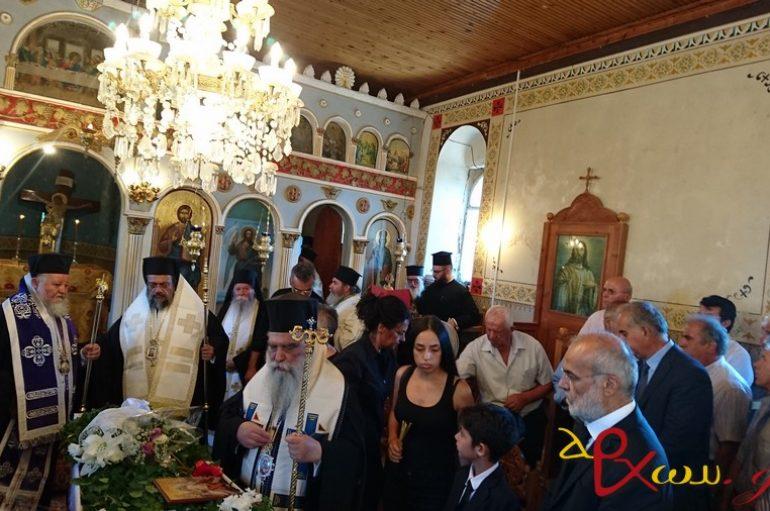 Η κηδεία του πατρός του Δ/ντη του Ραδιοφωνικού Σταθμού της Εκκλησίας της Ελλάδος (ΦΩΤΟ)