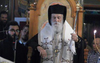 Ο εσπερινός του Αγίου Παντελεήμονος στην Ι.Μ. Γλυφάδας (ΦΩΤΟ)