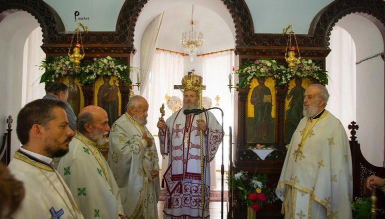 Η εορτή της Αγίας Μαρίας της Μαγδαληνής στα Χανιά (ΦΩΤΟ)