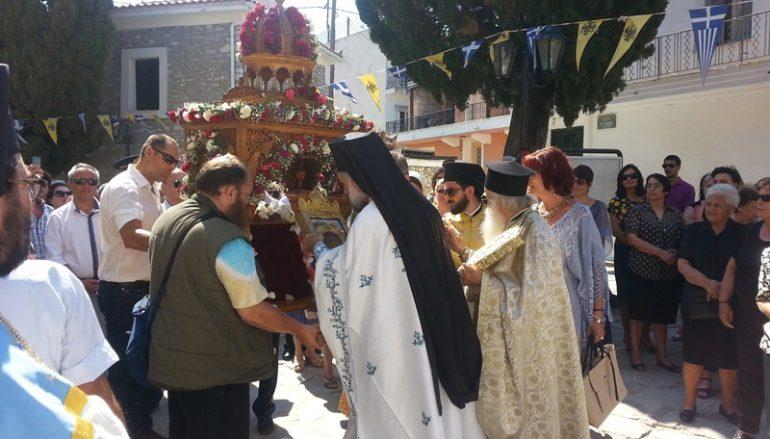 Η Σκιάθος τίμησε την Πολιούχο της Παναγία Εικονίστρια (ΦΩΤΟ)