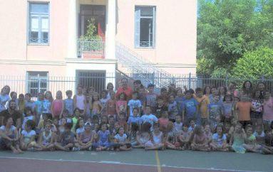 360 παιδιά συμμετείχαν στο 3ο Παιδικό Καλοκαιρινό Πρόγραμμα της ΑΠΟΣΤΟΛΗΣ (ΦΩΤΟ)