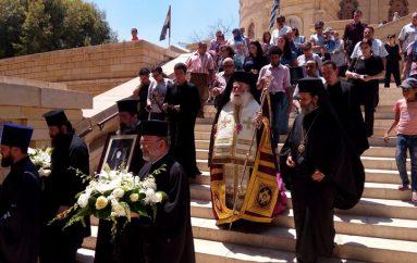 20ετές Μνημόσυνο του Πατριάρχη Αλεξανδρείας κυρού Παρθενίου Γ΄ (ΦΩΤΟ)