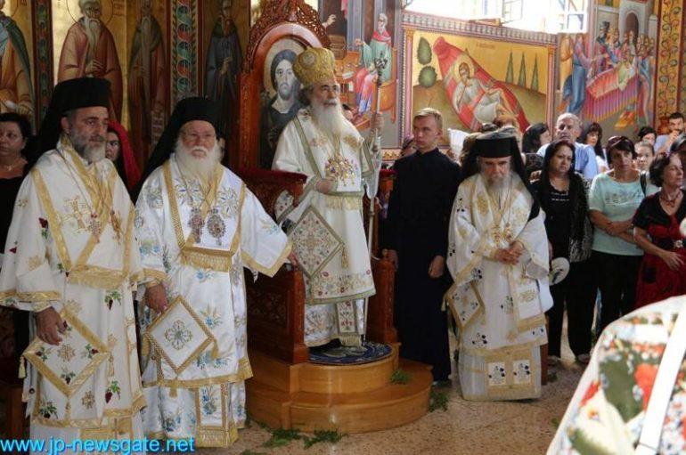 Η εορτή ταν Αγίων Πέτρου και Παύλου στην Καπερναούμ (ΦΩΤΟ – ΒΙΝΤΕΟ)