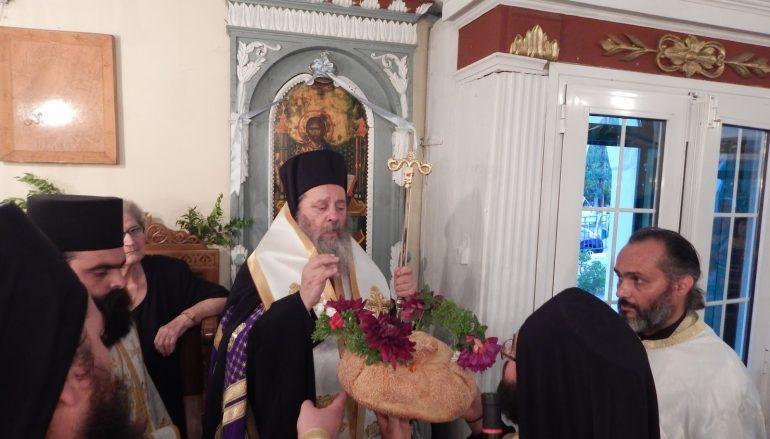 Η Εορτή του Αγίου Προκοπίου στα Καμπιτσάτα Κεφαλλονιάς (ΦΩΤΟ)