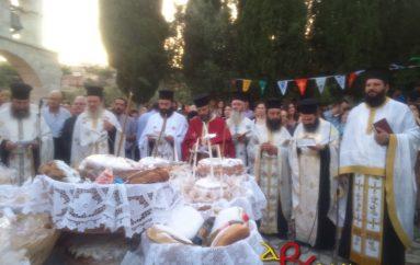 Εόρτασε η Παναγία των Βλαχερνών Λεπενούς Αιτωλοακαρνανίας (ΦΩΤΟ)