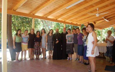 Ο Μητροπολίτης Πατρών στις κατασκηνώσεις Ρίζας Αντιρρίου (ΦΩΤΟ)