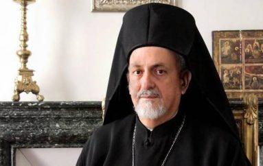 """Μητροπολίτης Γαλλίας: """"Ιστορικός σταθμός στην πορεία της Ορθοδόξου Εκκλησίας η Αγία και Μεγάλη Σύνοδος"""""""