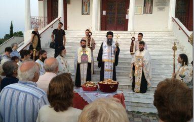 Η εορτή της Αγίας Μαρίας της Μαγδαληνής στον Πλαταμώνα (ΦΩΤΟ)