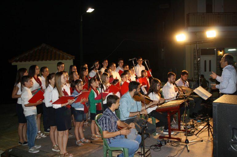 Γιορτή Νεολαίας στον Ι. Ναό Αγίου Αθανασίου Κατούνας (ΦΩΤΟ)