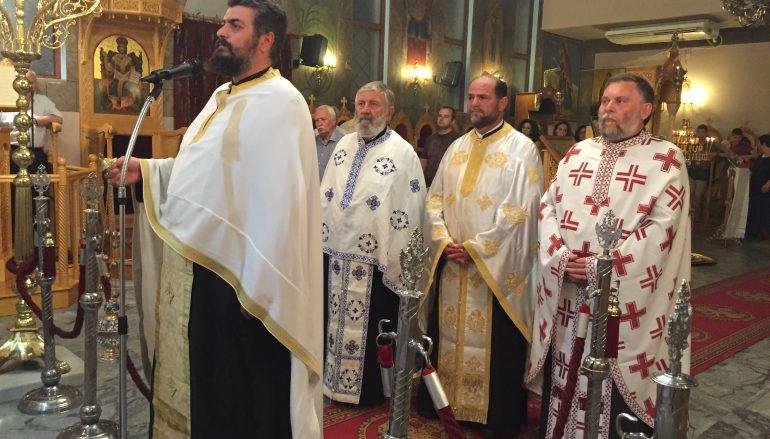 Με Ιερά Αγρυπνία εορτάστηκε ο Όσιος Παΐσιος στον Πύργο (ΦΩΤΟ)