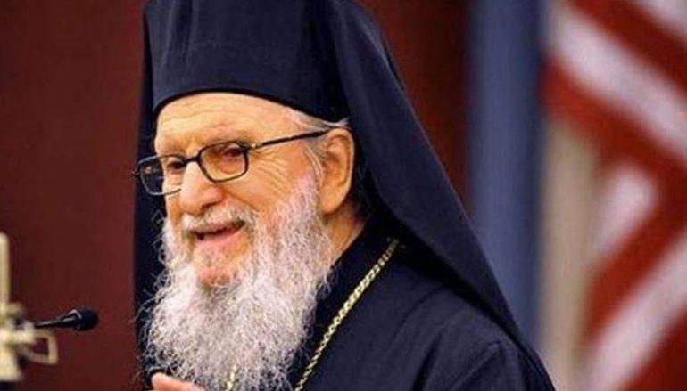 Αρχιεπίσκοπος Δημήτριος: «Στο Κυπριακό δοκιμάζονται οι αξίες του σύγχρονου κόσμου»