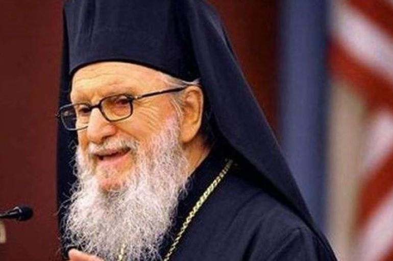 """Αρχιεπίσκοπος Δημήτριος: """"Στο Κυπριακό δοκιμάζονται οι αξίες του σύγχρονου κόσμου"""""""