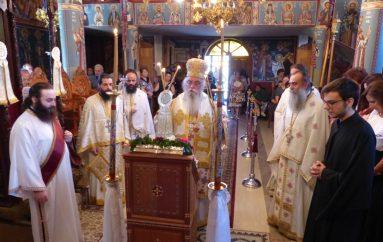 Την Αγία Κυριακή γιόρτασε η Μητρόπολη Καστορίας (ΦΩΤΟ)
