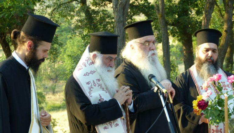 Αγιασμός στην Γ' Κατασκηνωτική Περίοδο της Ι. Μ. Καστορίας (ΦΩΤΟ)
