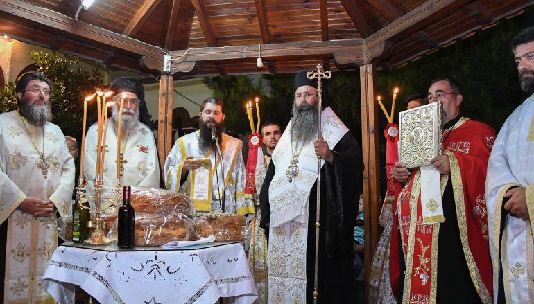 Η Πιερία εόρτασε την Αγία Μεγαλομάρτυρα Μαρίνα (ΦΩΤΟ)