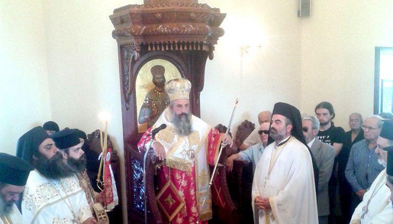 Η εορτή του Αγίου Παντελεήμονα στο Ρέθυμνο (ΦΩΤΟ)